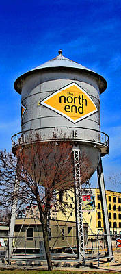 The North End Poster