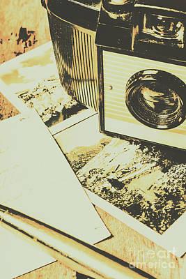The Nostalgic Archive Poster