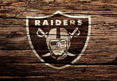 The Oakland Raiders 1e Poster