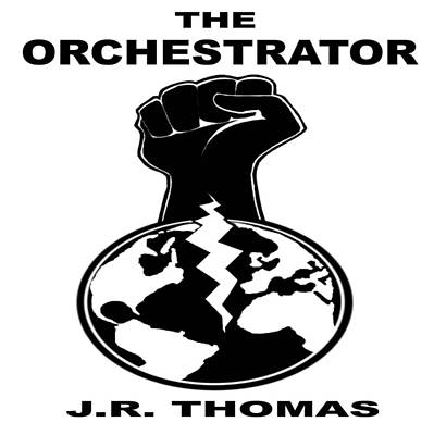 Poster featuring the digital art The Orchestrator Cover by Jayvon Thomas