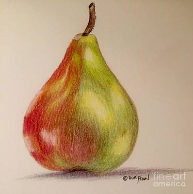 The Pear Poster