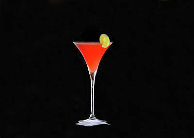 Poster featuring the photograph The Perfect Drink by David Lee Thompson