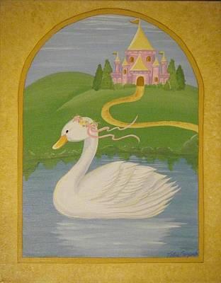 The Princess Swan Poster