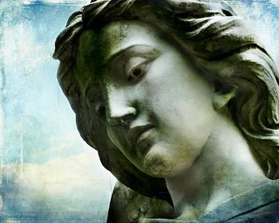The Protector Saint Michael Archangel Poster