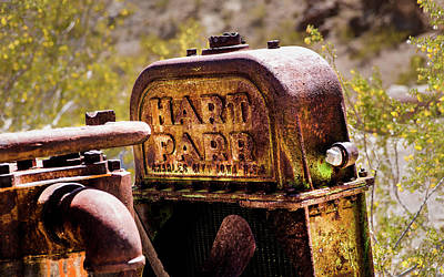 The Radiator Poster by Onyonet  Photo Studios