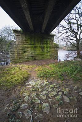 The Railway Bridge Poster by Nichola Denny