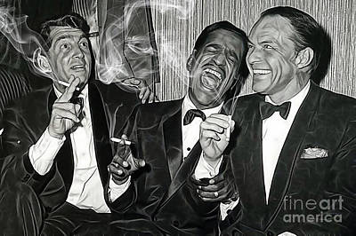 The Rat Pack Collection Poster