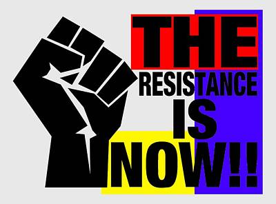 The Resistance Poster