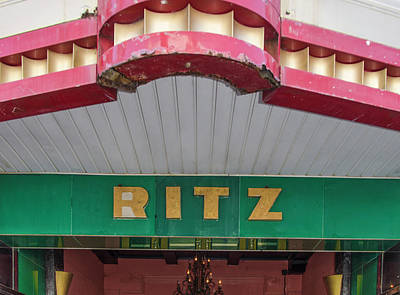 The Ritz - Ybor City Florida Poster by Bill Cannon