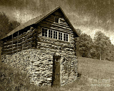 Poster featuring the photograph The Root Cellar by Pete Hellmann