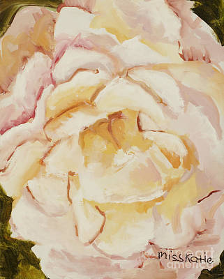 The Rose Poster by Katie OBrien - Printscapes