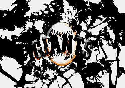 The San Francisco Giants 1a Poster