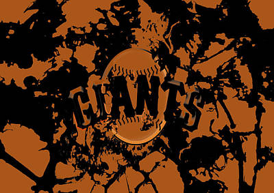 The San Francisco Giants 1b Poster