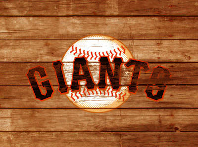 The San Francisco Giants 3a Poster