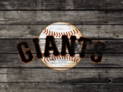 The San Francisco Giants 3b   Poster