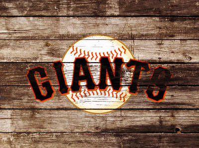 The San Francisco Giants 3e   Poster