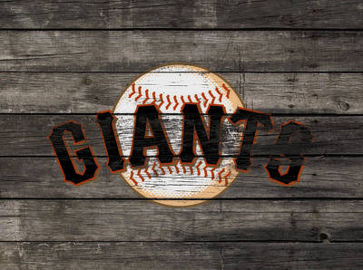 The San Francisco Giants 3f   Poster
