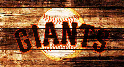 The San Francisco Giants 4b         Poster