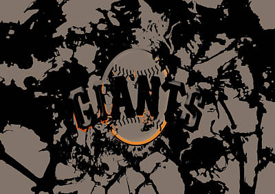 The San Francisco Giants Poster