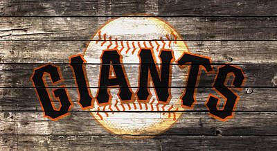 The San Francisco Giants W1 Poster