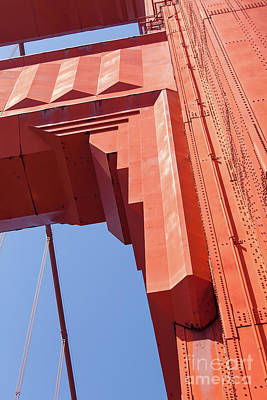 The San Francisco Golden Gate Bridge 5d3000 Poster