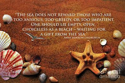 The Sea's Reward 2016 Poster