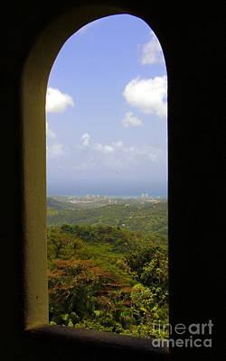 The Seven Seas Puerto Rico Poster