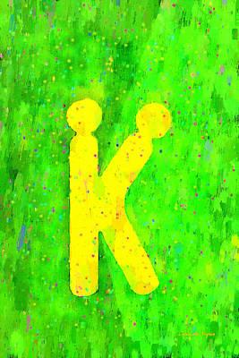 The Sexy K  - Yellow -  - Da Poster