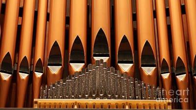 The Small Wall Organ Pipes...   # Poster