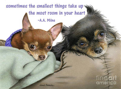 The Smallest Things Poster