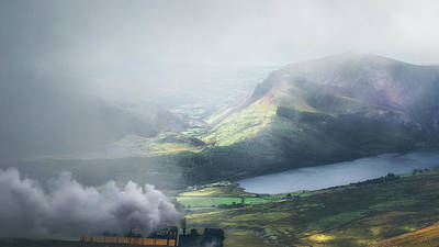 The Snowdon Express Poster