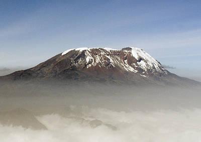 The Snows Of Kilimanjaro Poster by Patrick Kain