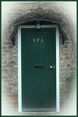 The Spa Treatment Poster by Tony Grider