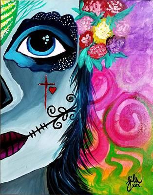 The Spirit Of Jezebel Poster
