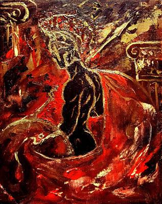 The Spirit Of Sparta Poster by Aleksei Gorbenko