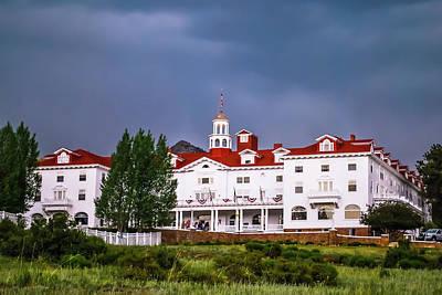 The Stanley Hotel - Estes Park Colorado Poster