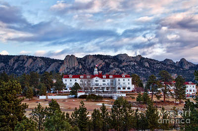 The Stanley Hotel Poster