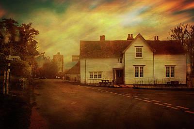 The Street Egerton Poster by Dave Godden