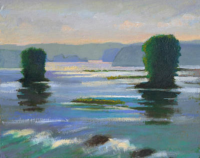 The Susquehanna Poster by John Whitney