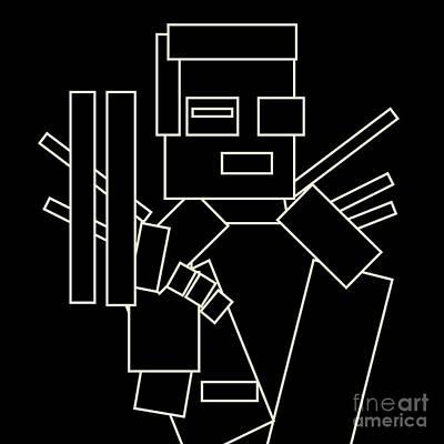 The Terminator Poster by Igor Kislev