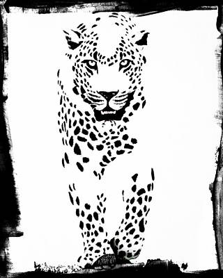 The Three Musketeers - Leopard Poster