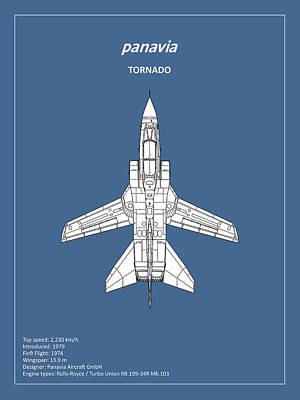 The Tornado Poster by Mark Rogan