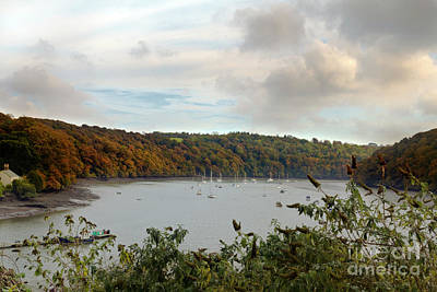The View From Malpas Poster