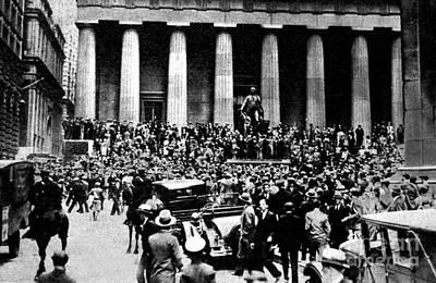 The Wall Street Crash 1929 Poster