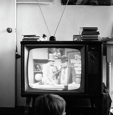 Phoenix Television Circa 1971 Poster