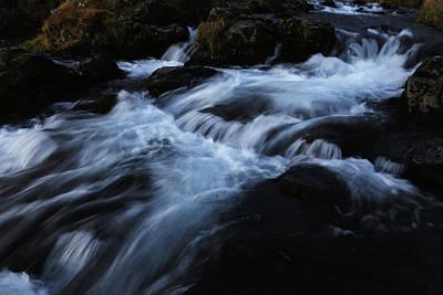 The Waters Of Kirkjufell Poster