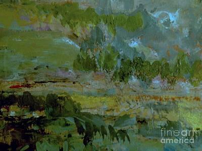 The Wilderness 2 Poster by Nancy Kane Chapman