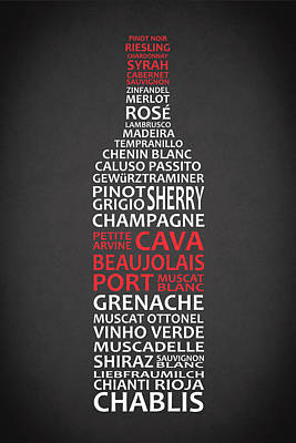 The Wine Connoisseur Poster