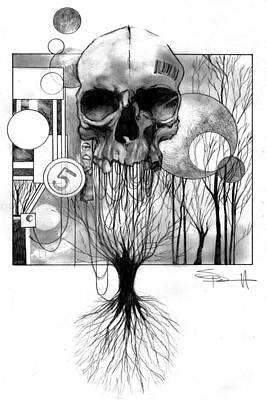 The World Tree Poster by Sean Parnell