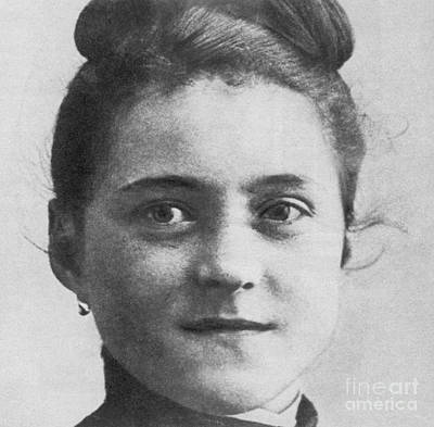 Therese De Lisieux Poster by Photo Researchers